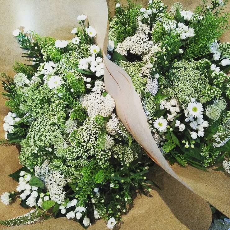 bouquet fleurs champêtres