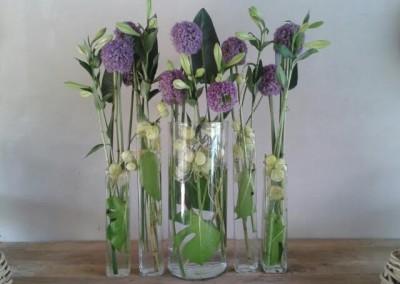 arrangement allium